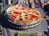 Cartoon: PIZZA PITCH (small) by T-BOY tagged pizza pitch