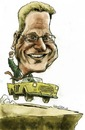 Cartoon: Guido Westerwelle (small) by stieglitz tagged guido,westerwelle,karikatur,caricature