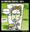 Cartoon: Am Morgen danach ... (small) by BRAINFART tagged comic,cartoon,character,brainfart,toonpool,art,kunst,witzig,spass,lustig,fun,funny,laugh,lachen,facebook,morgen,tee,teebeutel