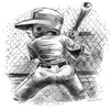 Cartoon: HOPE (small) by michaelscholl tagged baseball,batter