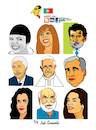 Cartoon: Jose Sarmento Cartoons (small) by jose sarmento tagged jose,sarmento,cartoons
