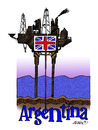 Cartoon: Argentina (small) by adancartoons tagged malvinas