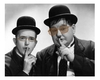Cartoon: I really like Laurel and Hardy (small) by Atilla Atala tagged laurel hardy humor joke fun toonpool criticism