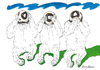 Cartoon: World Cup 2010 (small) by Atilla Atala tagged world,cup,2010,south,africa,trickery