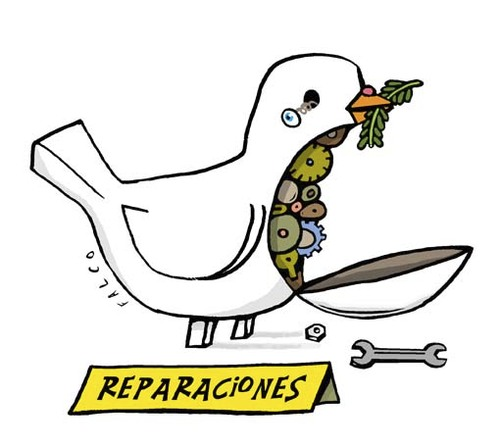 Cartoon: repairs (medium) by alexfalcocartoons tagged repairs
