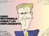 Cartoon: Caricature de Guido WESTERWELLE (small) by BinaryOptions tagged options,binaires,option,binaire,trading,trader,tradez,optionsclick,guido,westerwelle,allemand,ministre,affaires,etrangeres,caricature,dessin,comique,comics