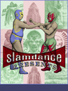 Cartoon: 2005 Slamdance Poster (small) by vokoban tagged pen,and,ink,doodle,drawing,scribble,pencil