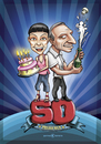 Cartoon: 50. (small) by gamez tagged gmz