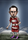 Cartoon: Frank (small) by gamez tagged fc bayern football germany player