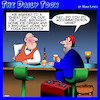 Cartoon: Dieting (small) by toons tagged dieting,mistress,yoga,losing,weight