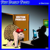 Cartoon: Erectile dysfunction (small) by toons tagged erection,problems,caveman,prehistoric