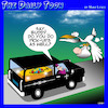 Cartoon: Hearse (small) by toons tagged stork,and,baby,hearse,coffin,drop,offs,birth