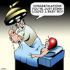 Cartoon: Latest downloads (small) by toons tagged birth,apps,downloads,hospitals,babies,pregnant