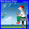 Cartoon: Pollution (small) by toons tagged ocean,pollution,fishing,plastic,bottles