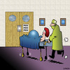 Cartoon: push push push (small) by toons tagged maternity,babies,pregnant,hospital,labor