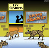 Cartoon: spots removed (small) by toons tagged leopards,cats,dry,cleaning,giant