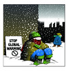 Cartoon: stop global warming (small) by toons tagged global,warming,emissions,trading,schemes,ets,environment,copenhagen,summit,greenhouse,gasses,winter,save,the,planet