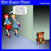 Cartoon: Tinder (small) by toons tagged tinder,teddy,bear,toys,bears