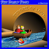 Cartoon: Tunnel of love (small) by toons tagged tunnel,of,love,unrequited,courtship