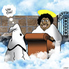 Cartoon: Uh Oh (small) by toons tagged klu,klux,klan,blacks