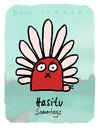 Cartoon: Hasi 80 (small) by schwoe tagged hasi,hase,federschmuck,indianer,häuptling,chief