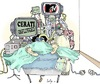 Cartoon: Cerati (small) by Luiso tagged black