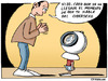 Cartoon: Cibersexo (small) by jrmora tagged cibersexo