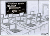 Cartoon: Historia en la escuela digital (small) by jrmora tagged 20,escuela,digital,ordenadores,portatiles,educacion