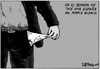 Cartoon: Marca Spain (small) by jrmora tagged marca,spain,dinero,money,crisis