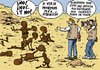 Cartoon: Prensa y catastrofes (small) by jrmora tagged hambre,prensa,noticias,sensacionalismo,solidaridad,africa,asia