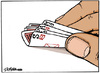 Cartoon: SPAM (small) by jrmora tagged spam,correo,no,deseado,spammers