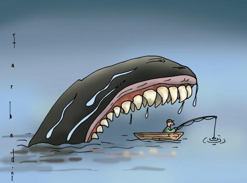 Imágenes Cómicas de Pesca Fishing_110665