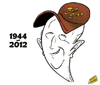 Cartoon: Tony Scott (small) by omomani tagged tony,scott