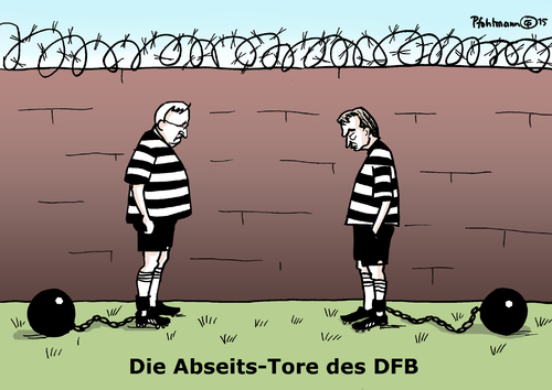 DFB Abseits-Tore