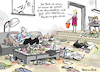 Cartoon: Perle im Homeoffice (small) by Pfohlmann tagged 2020,welt,global,corona,coronavirus,epidemie,pandemie,haushalt,homeoffice,home,office,perle,putzfrau,quarantäne