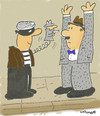 Cartoon: Mugger-2for1 (small) by EASTERBY tagged robber mugging