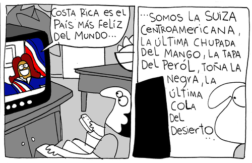 Cartoon: Manifestation Comic (medium) by Munguia tagged comic,download,game,video,america,central,rica,costa,chinchilla,laura,politics,protest,marcha,toon,cartoon,manifestation,strip,historieta