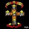 Cartoon: Appetite for construction (small) by Munguia tagged guns,roses,appetite,for,destruction,80s,rock,heavy,metal,construction,helmet