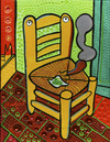 Cartoon: Chair with Pipe (small) by Munguia tagged chair,pipe,smoke,smoking,van,gogh,painting,parody