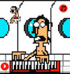 Cartoon: No voy en tren Voy en Avion (small) by Munguia tagged charly,garcia,no,voy,en,tren,avion,pixel,art