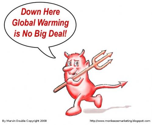 does global warming exist Global warming is happening now the plants and animals that co-exist in a particular as long as the rise in global average temperature stays below 3.