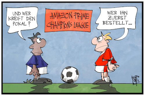 Champions League-Rechte
