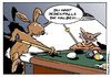 Cartoon: Osterpool (small) by Micha Strahl tagged micha,strahl,ostern,osterhase,poolbilliard,ostereier,billiard