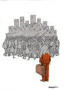 Cartoon: 4 (small) by hakandemirci tagged immigration,adaptaion