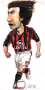 Cartoon: ANDREA PIRLO (small) by camarillo tagged pirlo