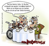Cartoon: Heiratsantrag (small) by karicartoons tagged cartoon,hochzeit,rentner,senioren,menschen,alt,kuchen,essen,sex,heiraten,antrag,heiratsantrag,backen