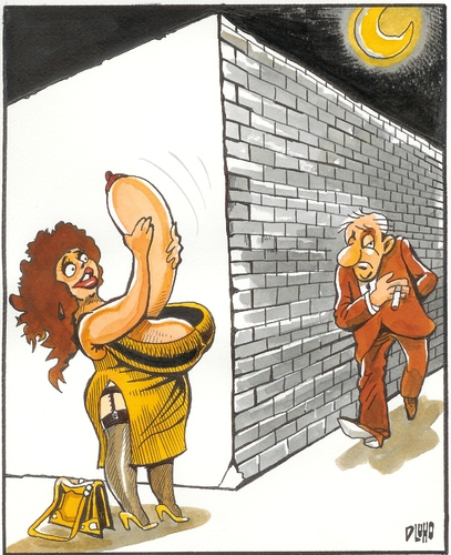 Are Cartoons sex idea and