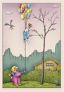 Cartoon: Kurtu063garten (small) by kurtu tagged yes