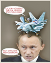 Cartoon: Kurtu.putin.usa2012 (small) by kurtu tagged yes