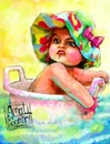 Cartoon: Baby (small) by Amal Samir tagged cartoon,baby,fun,illustration